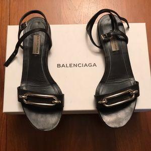 Balenciaga Sandals with Link detail